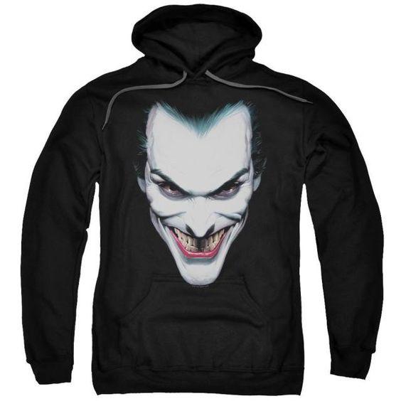 The Joker Portrait Hoodie FD01