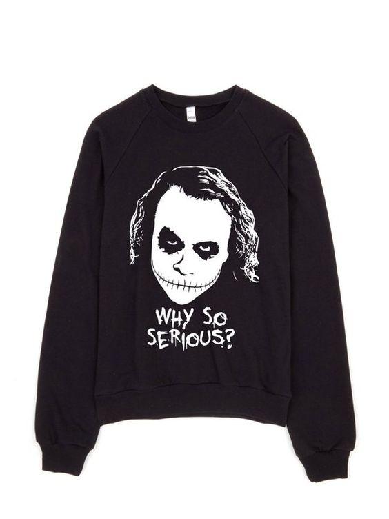 The Joker Sweatshirt FD01