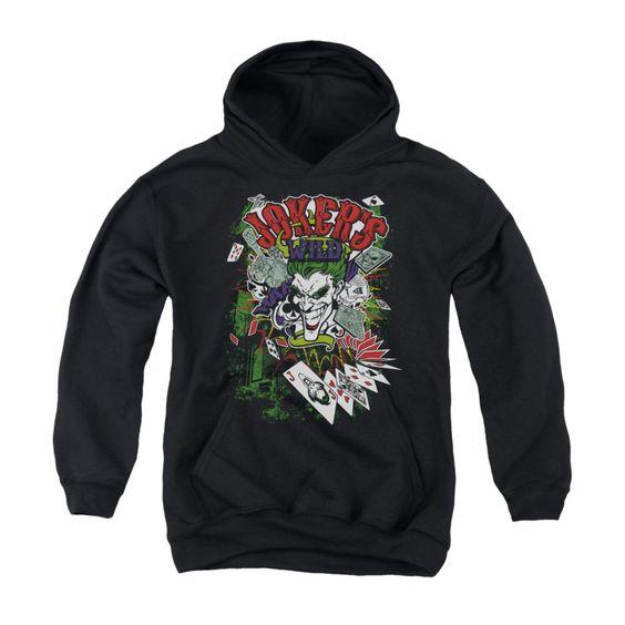 The Joker Youth Hoodie FD01