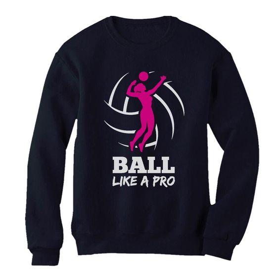 The Volleyball Player Sweatshirt DV01
