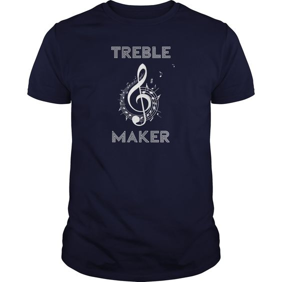 Treble Maker T-Shirt EM01