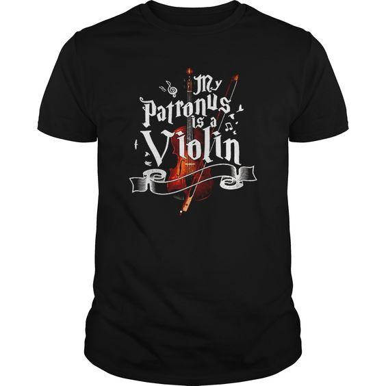 Violin Player T-Shirt EM01