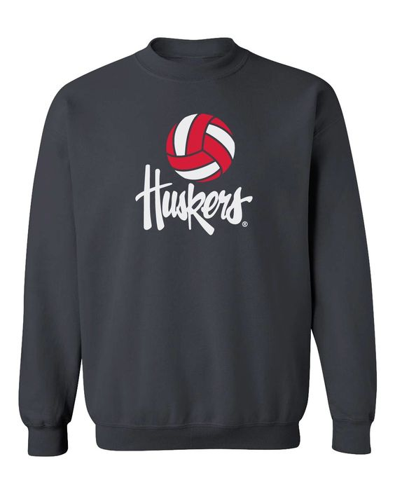 Volleyball Legacy Huskers Sweatshirt DV01