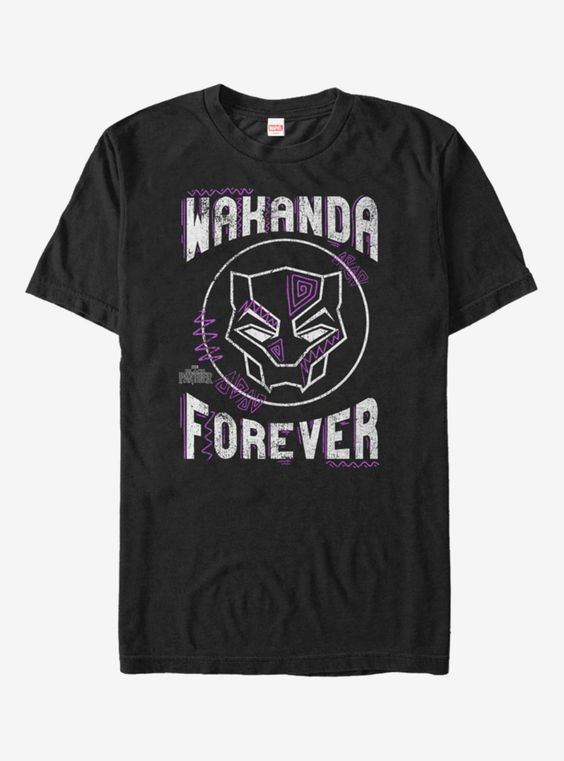 Wakanda Forever T-Shirt EM01