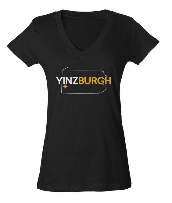 Yinzburgh Vneck T-Shirt DV01