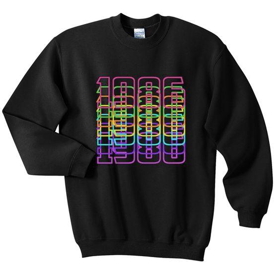 1986 Sweatshirt AZ22N