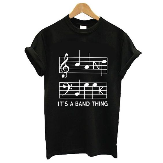 A Band Thing T-Shirt AZ19N