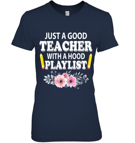 A Good Teacher T-Shirt N7AZ