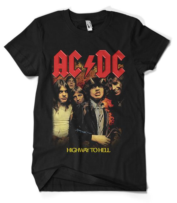 ACDC Tshirt N26DN
