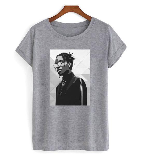 ASAP Rocky Dior T-Shirt AZ19N