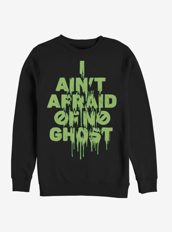Afraid Slime Sweatshirt VL30N