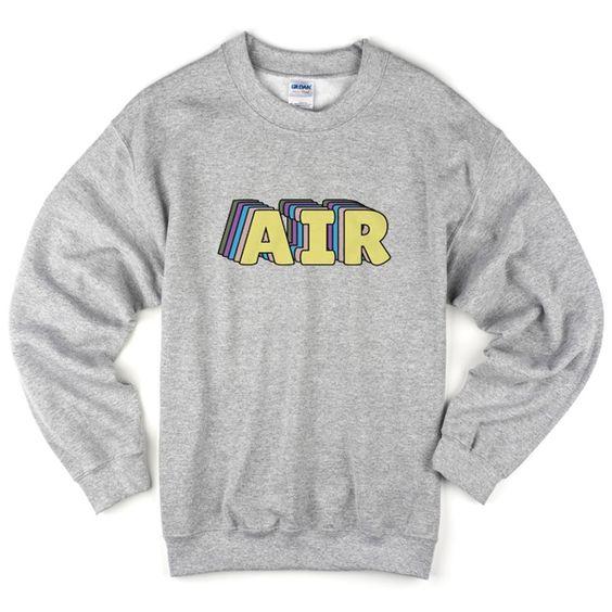Air sweatshirt N22AI