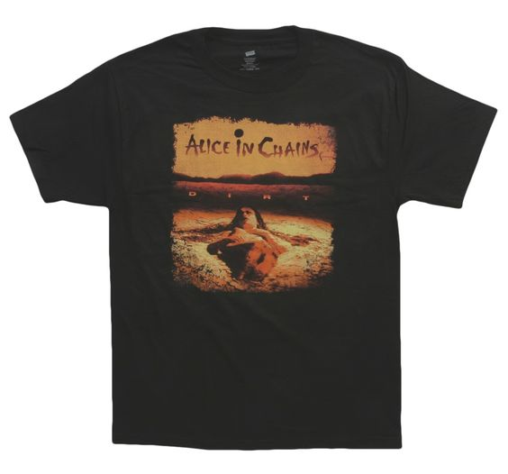 Alice in Chains T-Shirt FD26N