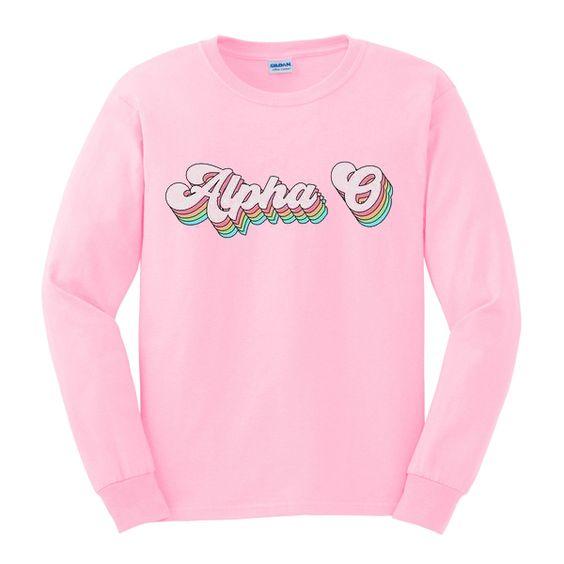 Alpha Sweatshirt AZ22N