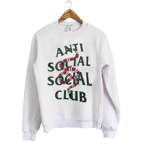 Anti Social Club Sweatshirt N14VL