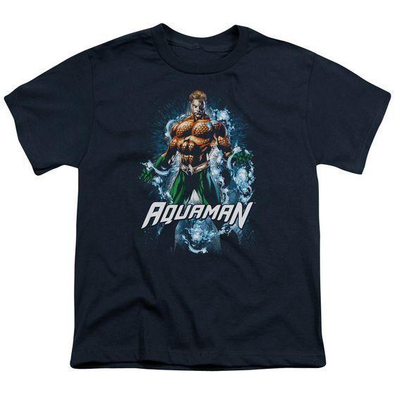 Aquaman Tshirt EL28N