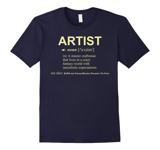 Artist Definition Tshirt N20DN