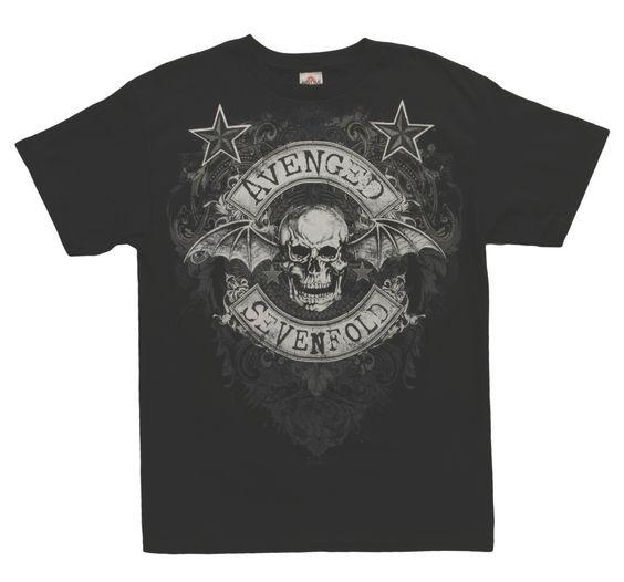 Avenged Sevenfold Stars Tshirt FD26N