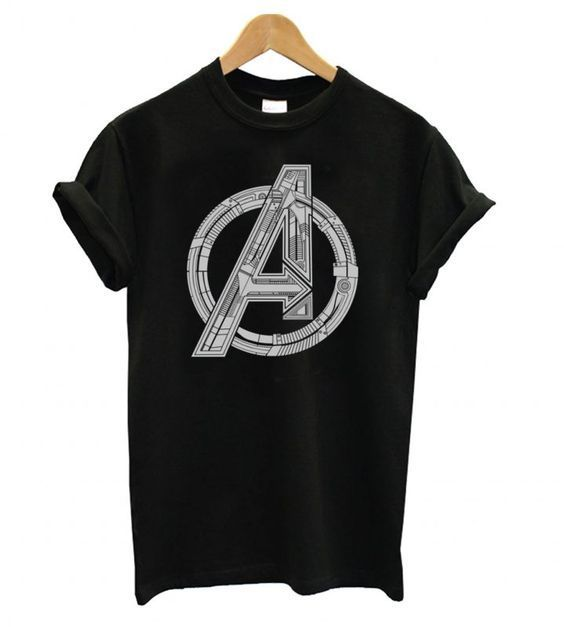 Avengers The Game T-Shirt AZ19N