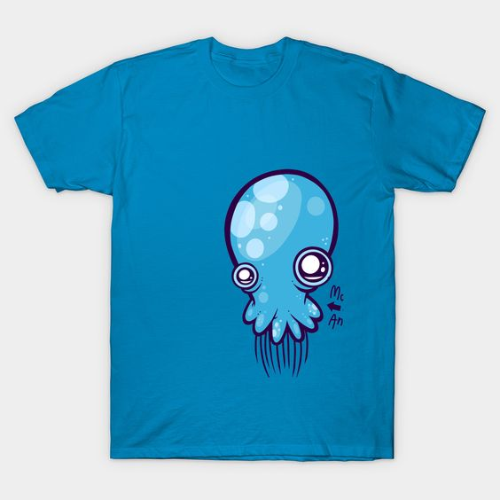 Bad Breath blue Classic T-Shirt FD4N
