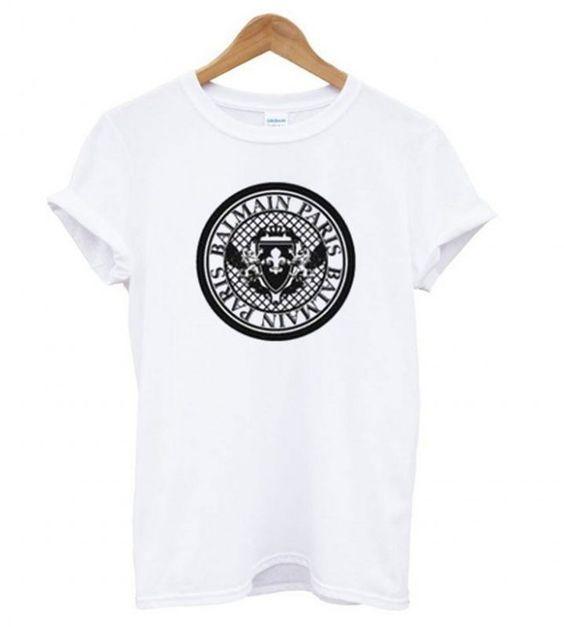 Balmain Paris T-Shirt AZ19N