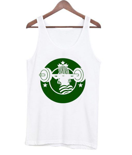 Barbucks Tank Top EM29N