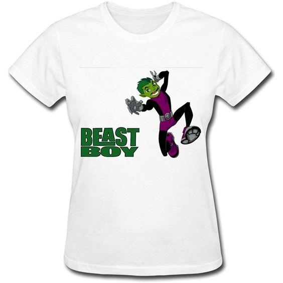 Beast Boy T Shirt N20SR