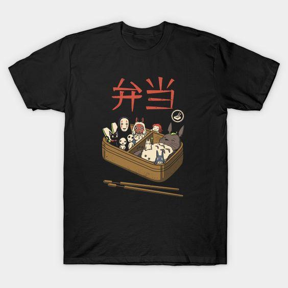 Bento Spirits T-Shirt N28PT
