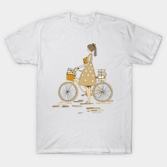 Bibliofil book Classic T-Shirt FD4N