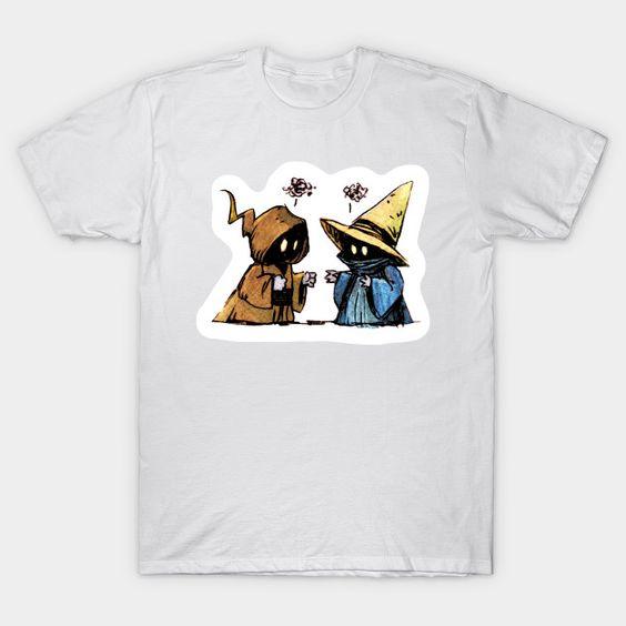 Black Mage vs. Jawa T-Shirt N27HN