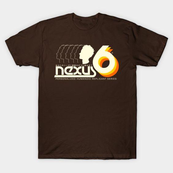 Blade Runner t-shirt SR26N