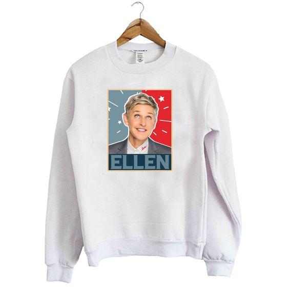 Ellen Degeneres Sweatshirt N14VL