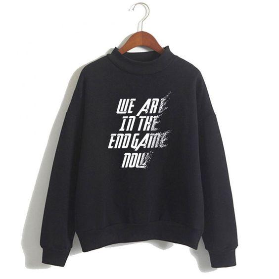 Endgame Now Sweatshirt N14VL