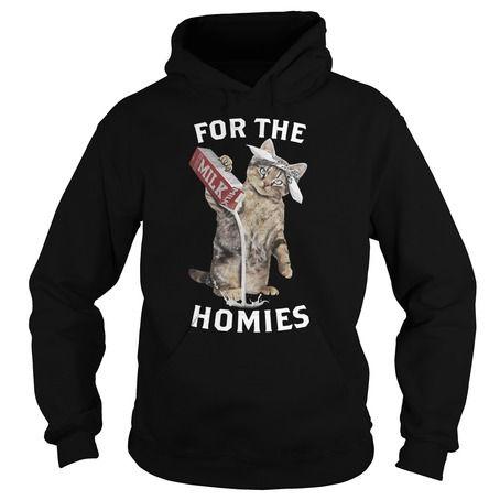 For the Milk Homies Hoodie EM26N