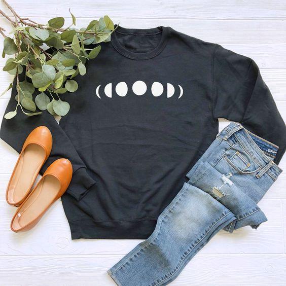 Full Moon sweatshirt AI26N