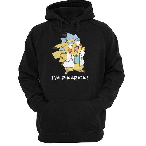 I'm Pikarick Hoodie EM26N