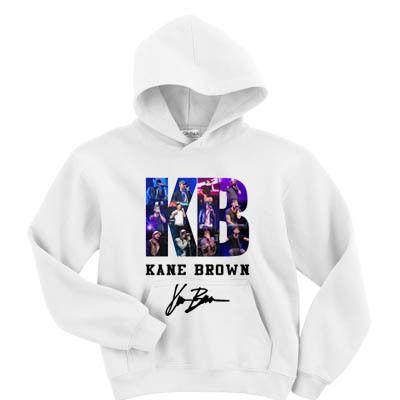 Kane Brown Autograph hoodie ER29N