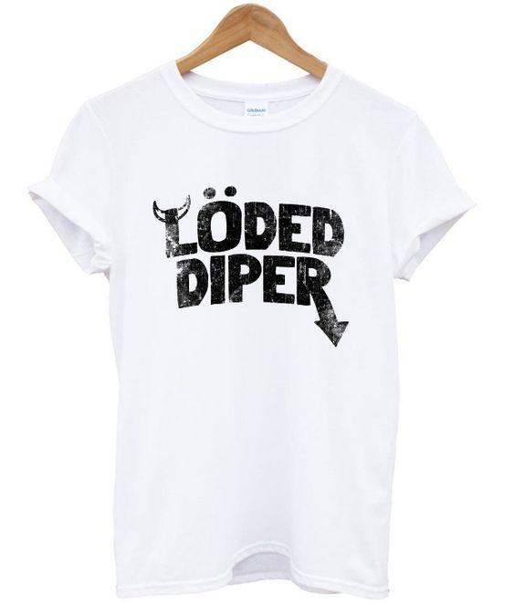 Loded Diper Tshirt EL12N