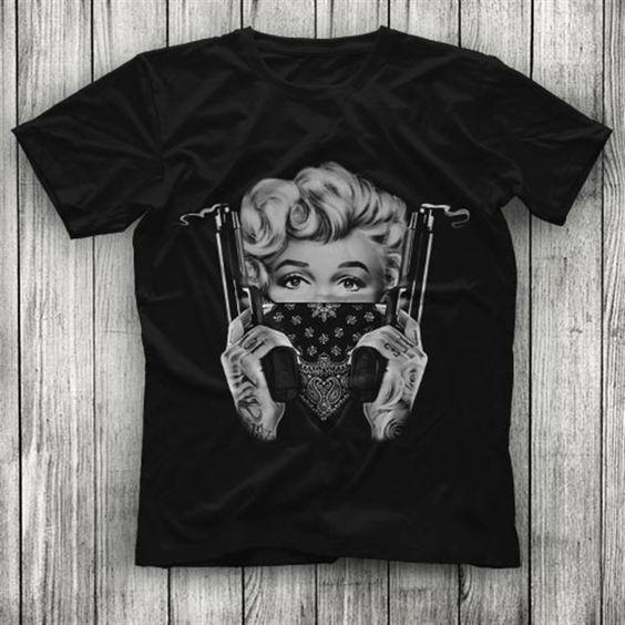 Marilyn Monroe T-shirt EL12N