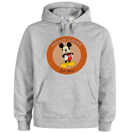 Mickey Mouse Hoodie AZ22N