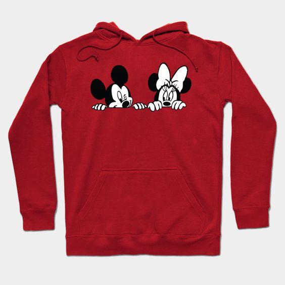 Mickey Mouse Hoodie EL28N
