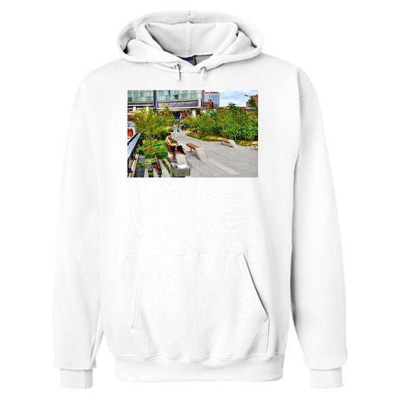 On The High Line Hoodie ER28N