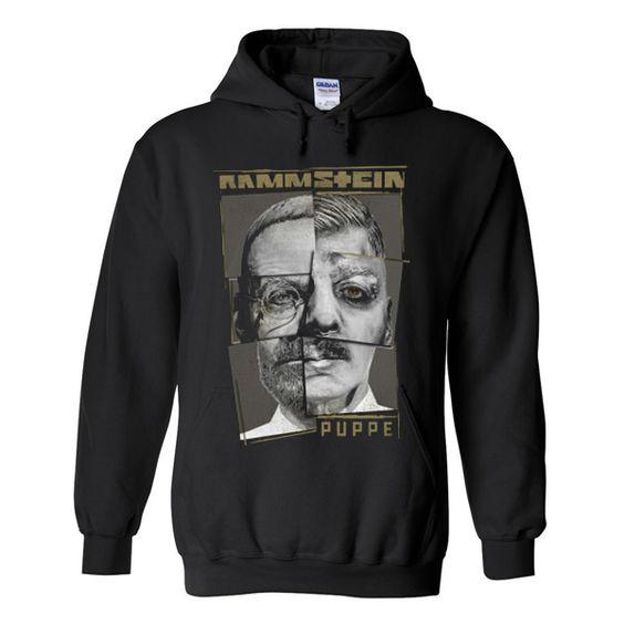 Rammstein puppe hoodie FD22N