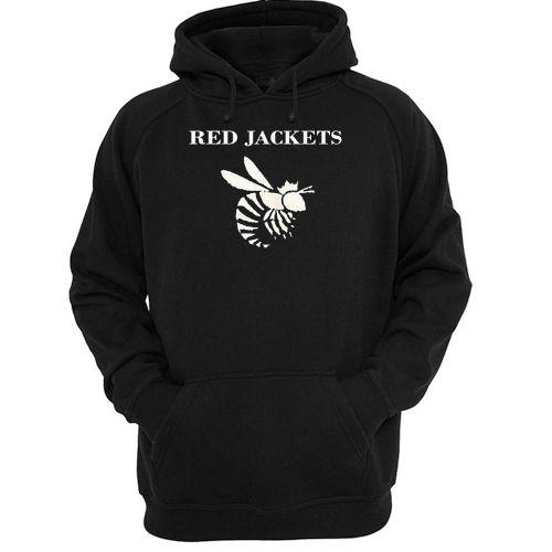 Red Jackets Bee Hoodie EM26N