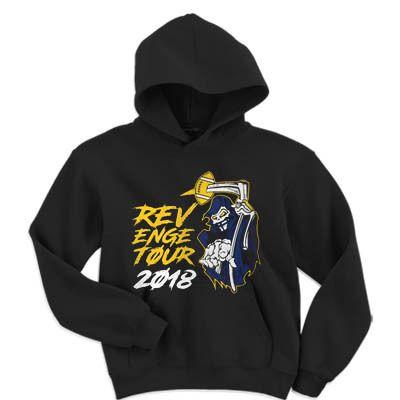 Revenge Tour 2018 Hoodie EM26N
