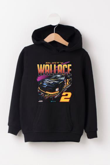Rusty Wallace Hoodie EM29N