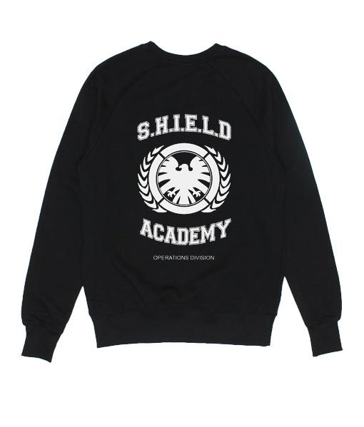 S.H.I.E.L.D. Academy Sweatshirt VL30N
