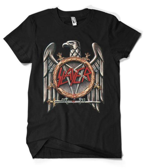 Slayer T-Shirt VL30N