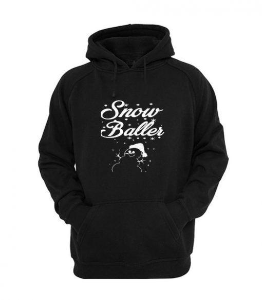 Snow Baller Hoodie EL28N