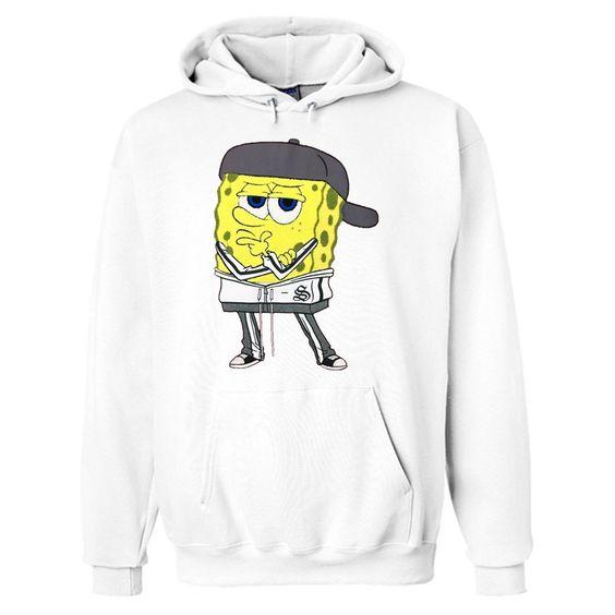 Spongebob Drawstring Hoodie ER28N